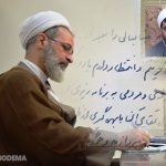 حجت الاسلام رجبعلی مشیری به عنوان مسئول ستاد نماز جمعه شهرستان میبد منصوب شد + تصویر
