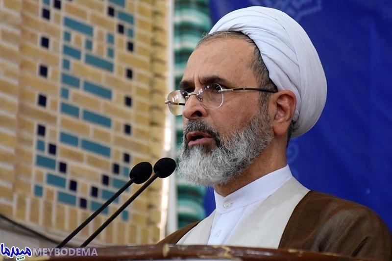 دشمنان در برابر امواج توفنده انقلاب اسلامی شکست خواهند خورد + فیلم