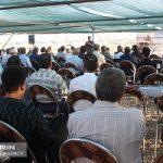 گردهمایی اعتراضآمیز آزادگان استان یزد در میبد