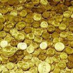 دستگیری یکی از اخلالگران بزرگ بازار با ۲ تن سکه!