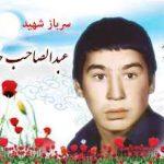 یادبود شهید عبدالصاحب خالصیزاده در میبد