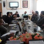 شورای ترافیک شهرستان میبد تشکیل جلسه داد
