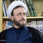 تقدیر امام جمعه موقت میبد از حضور گسترده مردم در تشییع شهید گمنام