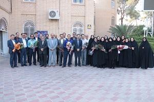 معلمان میبدی حائز رتبه برتر در جشنواره کشوری