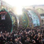 نخل گردانی روز عاشورای فیروزاباد ثبت ملی شد