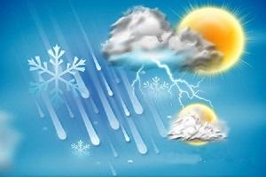 دمای هوا در مناطق کوهستانی یزد به زیر صفر میرسد