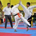 میبد در مسابقات کیوکوشین کاراته استان سوم شد