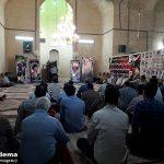 تصاویر/ مراسم بزرگداشت شهید حججی در محلهدهآباد