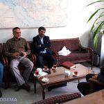 بازدید یک روزه چند تن از اعضای بسیج رسانه استان یزد از خبرگزاری های بزرگ کشور