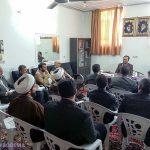 دیدار و گفتگوی سرپرست اداره ارشاد میبد با برخی از اعضای مجمع عمومی جبهه فرهنگی