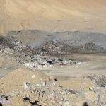 بررسی مشکلات گود زباله شهر ندوشن در گفتگوی میبدما با شهردار ندوشن + عکس