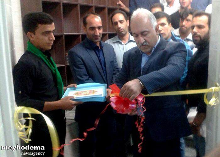 افتتاح باشگاه بدنسازی در شهرستان میبد با امکانات بی نظیر در استان یزد/ گزارش تصویری