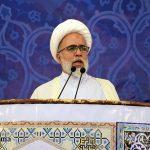 استقرار حکومت اسلامی، آرزوی همه انبیاء الهی بوده است/ گزارش تصویری از نماز جمعه