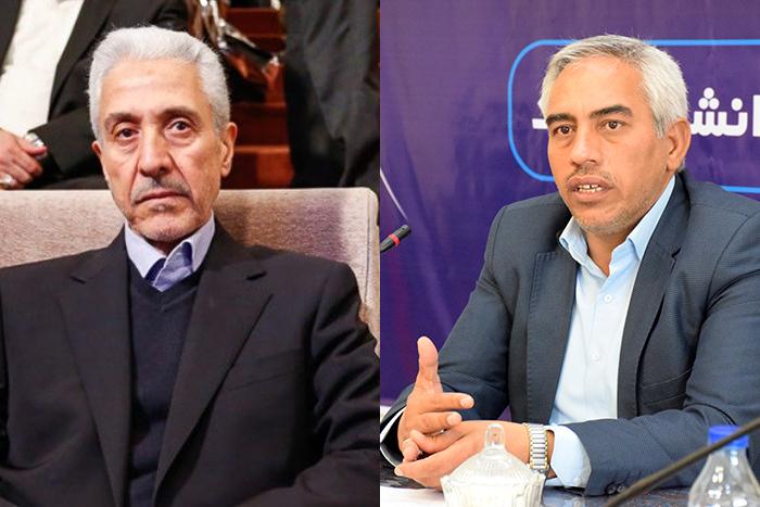 دکتر عباس کلانتری خلیل آباد در سمت رئیس دانشگاه میبد ابقا شد