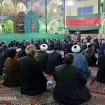 گزارش تصویری از برگزاری مراسم سالگرد شهید گمنام دانشکده علوم قرآنی میبد