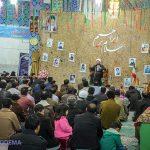 گزارش تصویری از اولین یادواره مردمی شهید ابراهیم هادی در شهرستان میبد