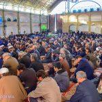 گزارش تصویری از مراسم بزرگداشت سردار شهید قاسم سلیمانی در شهیدیه