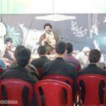 دوره آشنایی با مبانی انقلاب توسط قرارگاه شهید حججی میبد برگزار شد