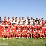 گزارش تصویری از بازی فوتبال بین تیم های ستارگان ایران و پیشکسوتان مهربد میبد