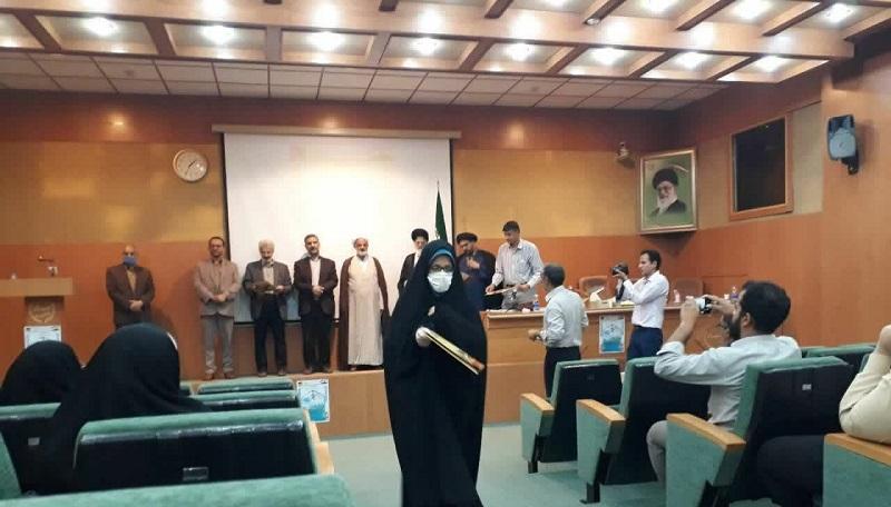 افتخار آفرینی حافظان موسسه حضرت معصومه(س) در مسابقات استانی
