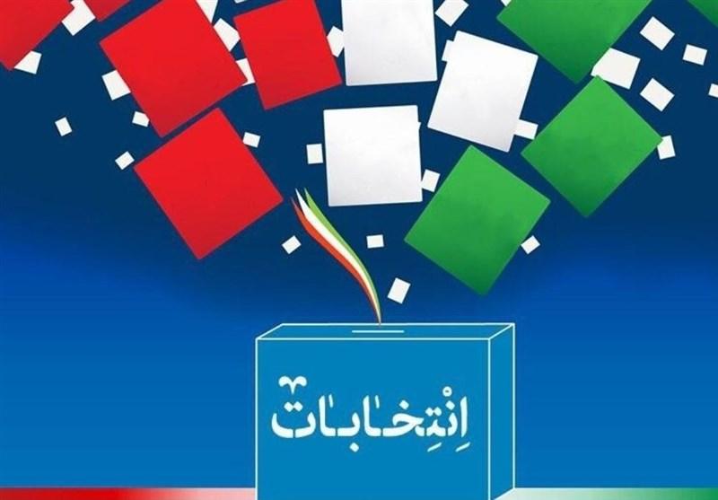 نتیجه اخذ رای انتخابات شهر میبد به تفکیک آراء