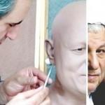 مجسمه هاشمی رفسنجانی امروز رونمایی میشود +عکس