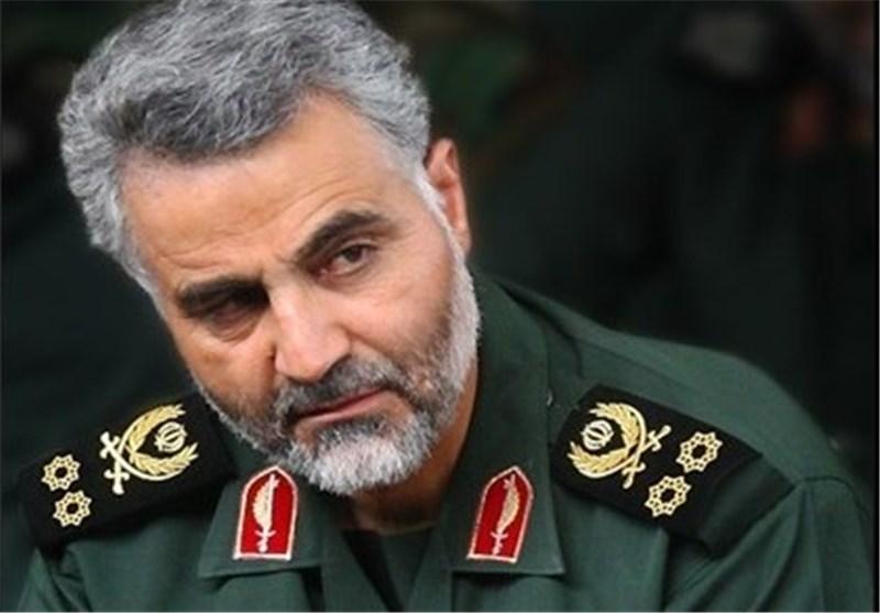 در تماس با فرماندهی نیروهای مقاومت فلسطین؛ سردار سلیمانی: ایران آماده پشتیبانی همه جانبه از نیروهای مقاومت فلسطین است