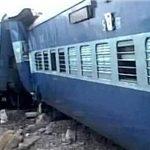 تصادف مرگبار قطار با خودروی نیسان در ساری +فیلم