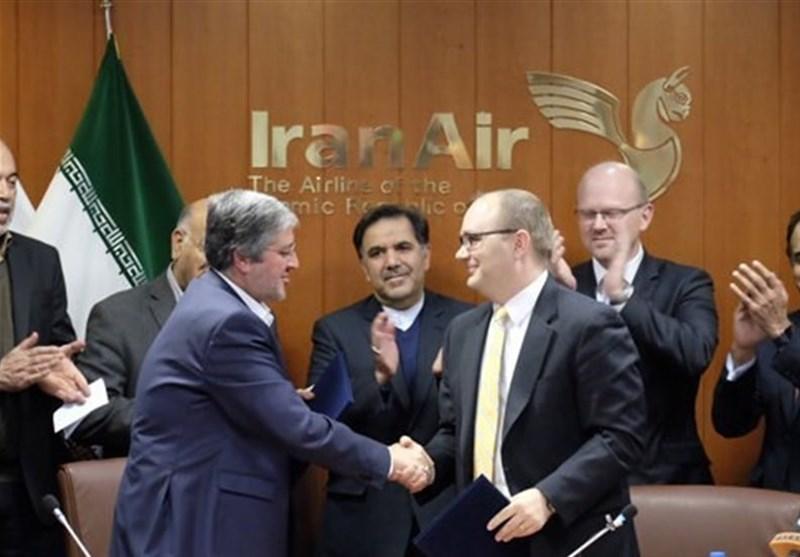بوئینگ: هیچ هواپیمایی به ایران تحویل نمیدهیم