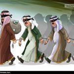 کاریکاتور/ شروط بنسلمان برای آزادی شاهزادهها