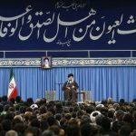 امام خامنهای: جناحبازی در وزارت اطلاعات گناه است/ ردپای بیگانگان در مسائل اخیر ارزی مشهود است