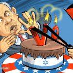 کاریکاتور/ ۷۰ سال مقاومت