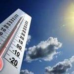 آغاز روند افزایش دما طی هفته آینده در استان یزد