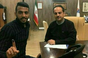 تمدید قرارداد فوتبالیست میبدی با تیم استقلال تهران