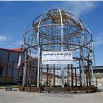 نصب گنبد جدید حرم امام حسین(ع) بر روی گنبد فعلی/ قطر گنبد ۱٫۵ برابر میشود