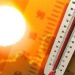 گرمای هوا همچنان مهمان یزدیها