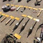 کشف محموله سلاح و مهمات نیمهسنگین در کرمان/ ۷۴۰۰ گلوله ضدهوایی برای عملیات تروریستی