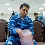 باقری درمنی به دار مجازات آویخته شد