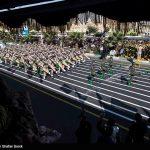 📷گزارش تصویری از رژه نیروهای مسلح در استان یزد