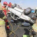 ۳ هزار مصدوم و ۱۰۱ فوتی در تصادفات ۵ ماهه استان یزد