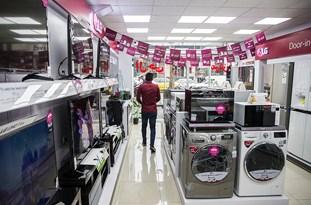 بازار لوازم خانگی یزد در رکود کامل به سر میبرد