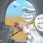 رقابت دولت در واردات و صادرات دام زنده با قاچاقچیان!