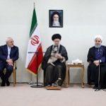 بیانات منتشرنشده حضرت آیتالله خامنهای در دیدار هیأت دولت: مثل «برجام» مردم را نسبت به «بسته اروپایی» شرطی نکنید
