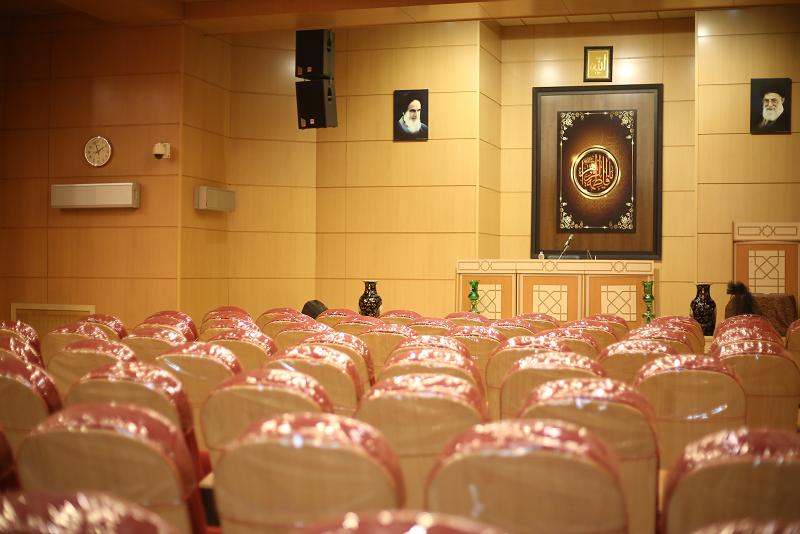 مسجدی که اتاق عقد و سالن عروسی رایگان به جوانان میدهد