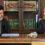 اعتراض روحانی به رئیسی در جلسه سران قوا/ رئیس جمهور از روند دادگاههای مفاسد اقتصادی ناراضی است!