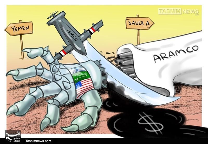 دست عربستان زیر ساطور انصارالله یمن
