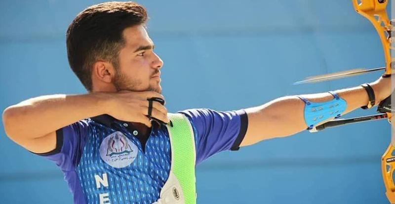 کماندار میبدی پیراهن تیم ملی را بر تن کرد