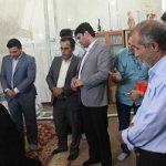 بافت زیلوهای اهدایی به حرم حضرت علی(ع) در میبد