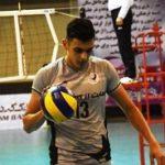 حضور نوجوان یزدی در رقابتهای والیبال جهانی