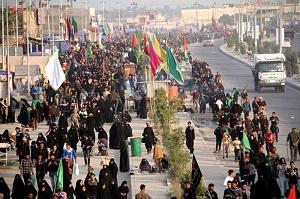 ۶۵ هزار زائر یزدی در پیادهروی اربعین شرکت کردند